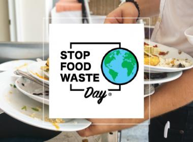 article stop food waste day 2019